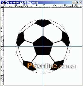 足球的制作