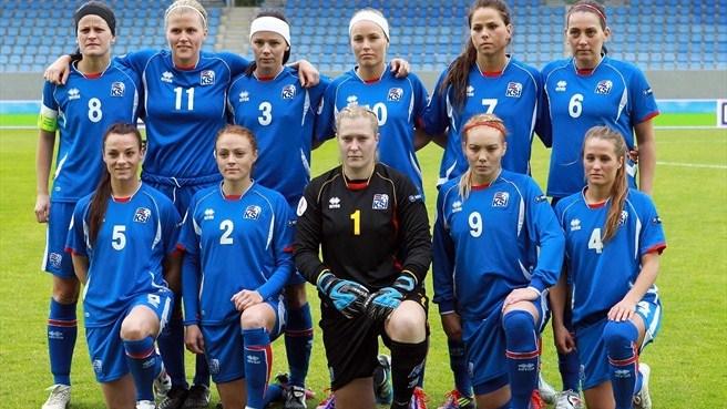冰岛首次挺近欧洲杯决赛圈