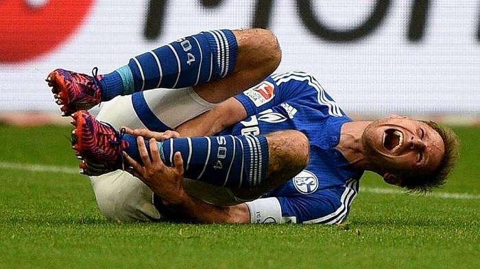 足球运动脚踝扭伤修复新方法+案例分享