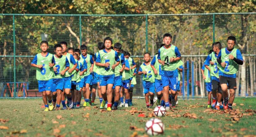 武汉新梦幻足球俱乐部一期青训初试成绩