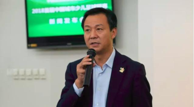 刘亚群:打造中国第一的少儿足球赛事IP