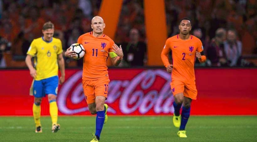 热身赛:斯洛伐克VS荷兰备战2020欧洲杯
