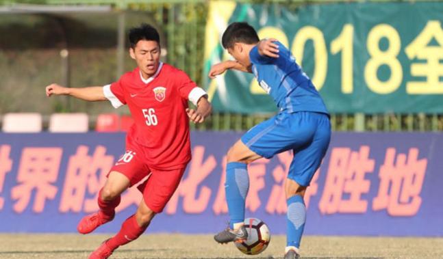 """2700场 中国青少年足球史上最强""""训练赛"""""""
