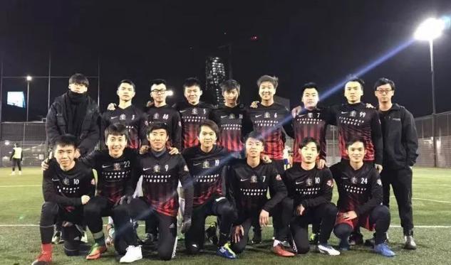 第三届伦敦高校华人2018足球赛在这等你!