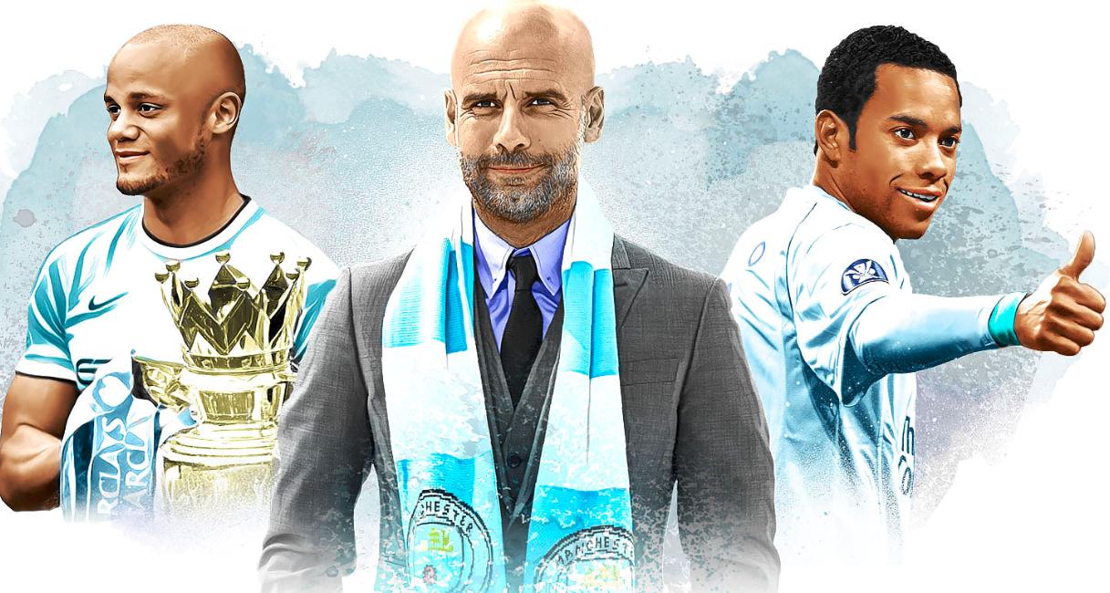 探秘之旅:曼城如何永远地改变了足球