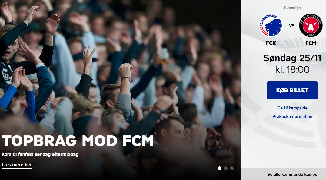 丹麦足球巅峰对话 哥本哈根火拼米迪兰特