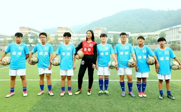 2018年湖南省青少年足球海选报名通道开启!