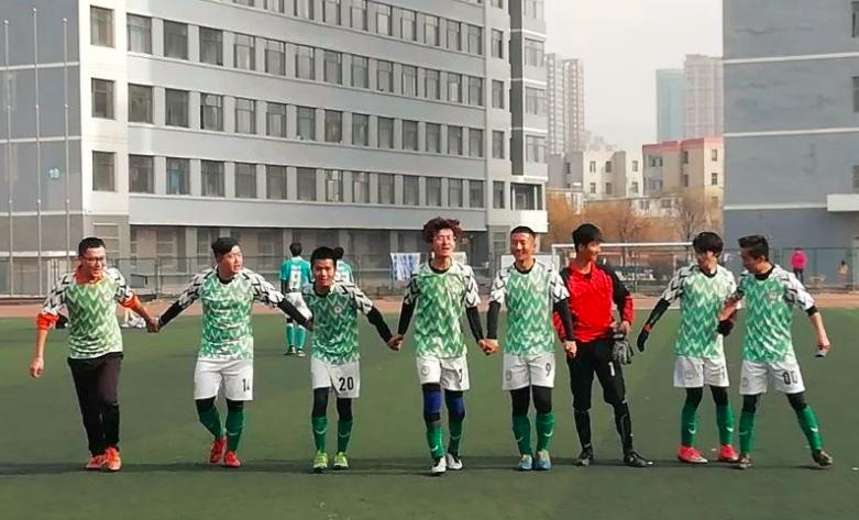 草业学院甘肃农大文化节八人足球联赛获佳绩