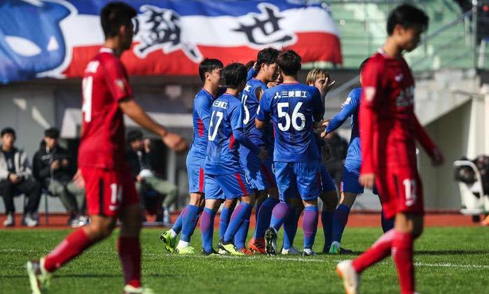 中国足协U23联赛 8强战鲁能将对阵恒大