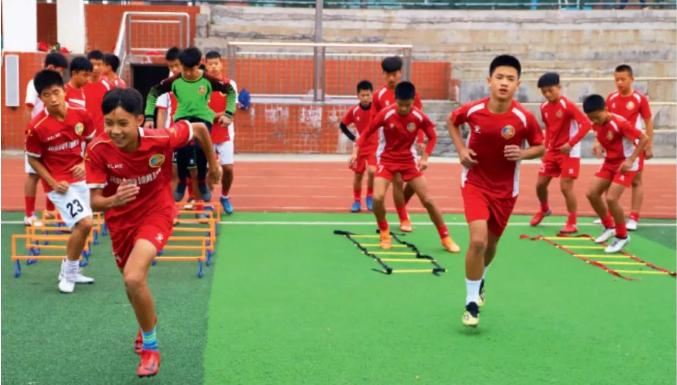 湖南湘涛华莱:足球不只是胜负,更是快乐!