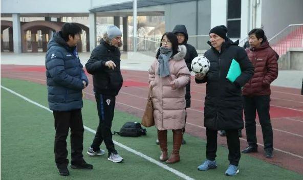 克罗地亚足协派员赴沈阳考察青训合作