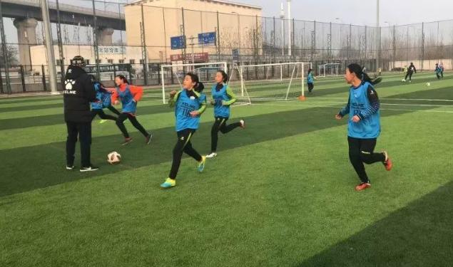 """2018年度天津足球""""希望之星""""测试结束"""