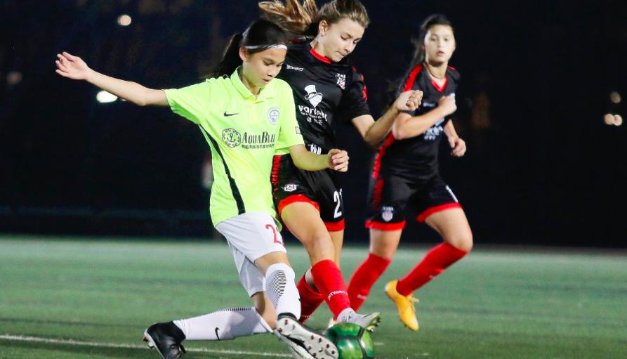 香港赛马会女子青少年联赛12月21日战报