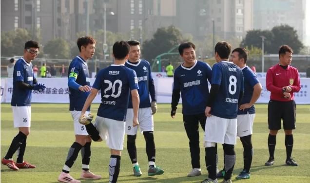 """""""太平洋保险""""江苏省企业冠军杯足球赛闭幕"""