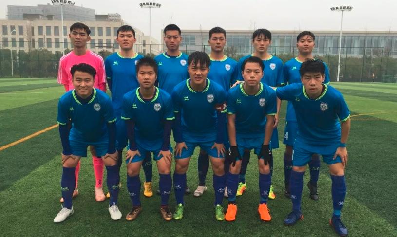 上超联赛2018赛季同济足球俱乐部夺得第七名