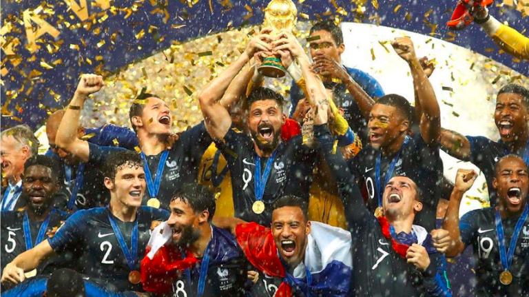 法国2018世界杯冠军成员将被授骑士级勋章