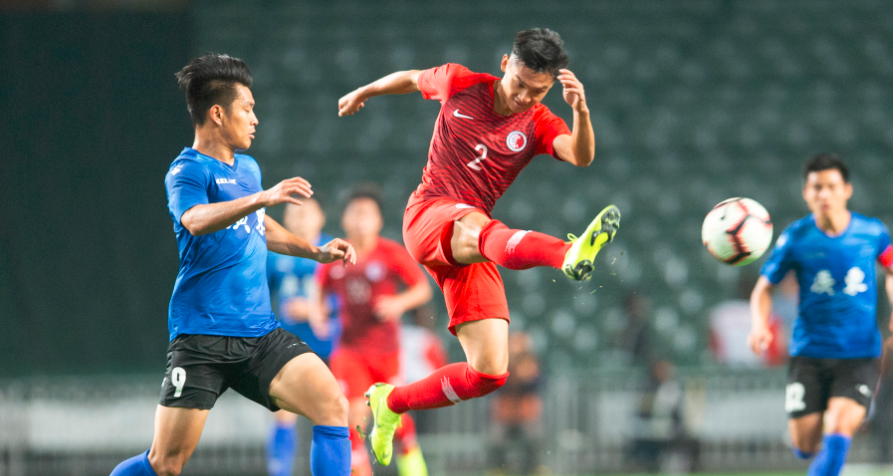 香港4比0大胜广东 连续两届捧起省港杯