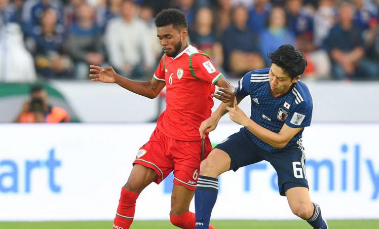 日本队创造亚洲杯分组赛七连胜新纪录