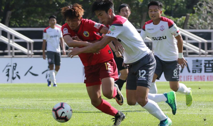 Kaijing 1-0 Guanzhong