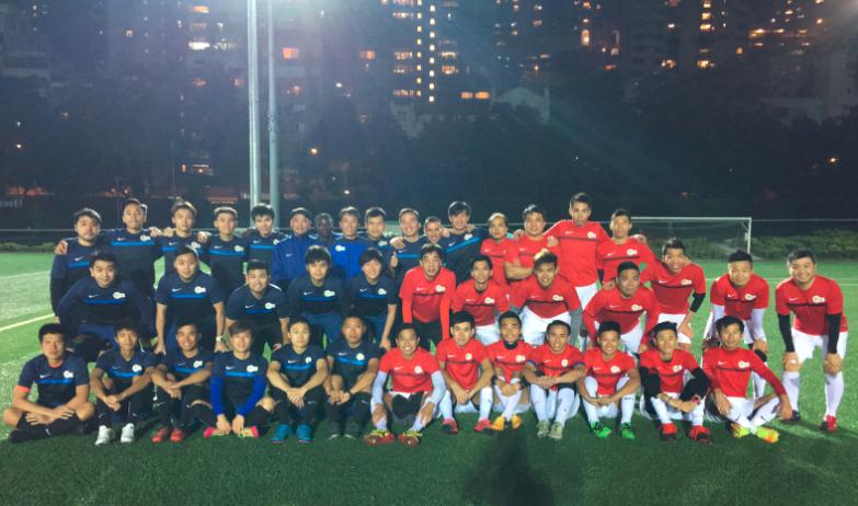 香港足球总会2019年C级教练课程[35期]