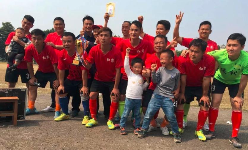 第二届南联村委贺岁杯足球赛即将开赛
