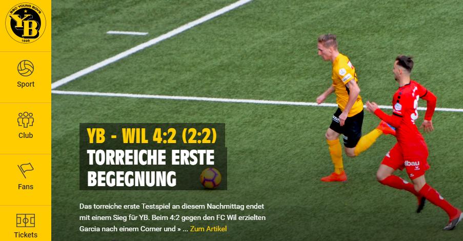 瑞士足球超级联赛18-19赛季下程战事观察