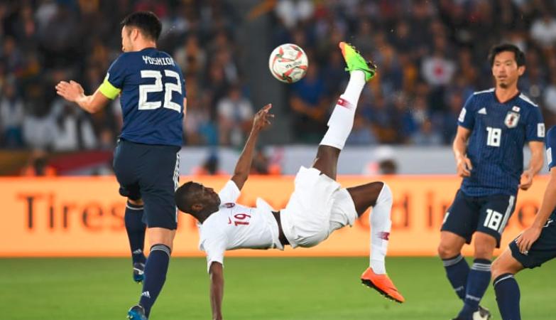 英雄少年 艾莫尔兹阿里破亚洲杯入球纪录