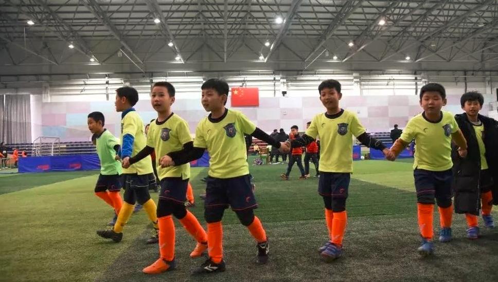 梅河口市2019年青少年足球邀请赛圆满结束
