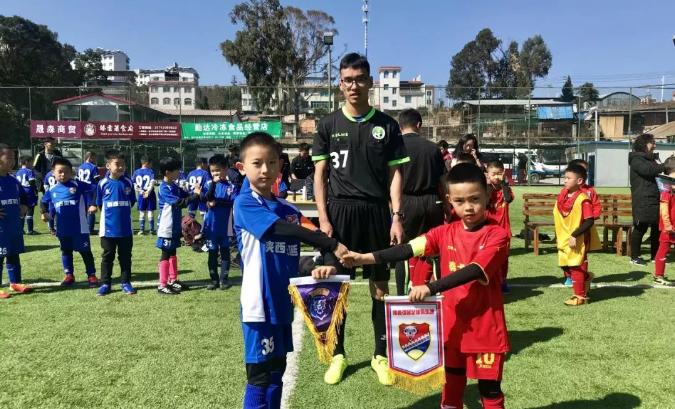昆明纵横文翔杯全国青少年足球邀请赛闭幕