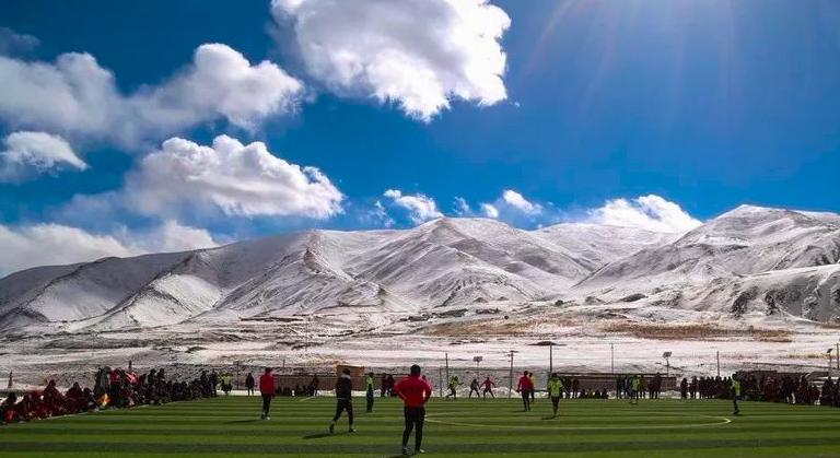 高原上的世界杯 白龙岗茸2019年迎新杯
