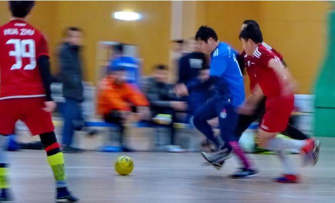 北京海淀名校校友贺岁杯足球赛圆满落幕