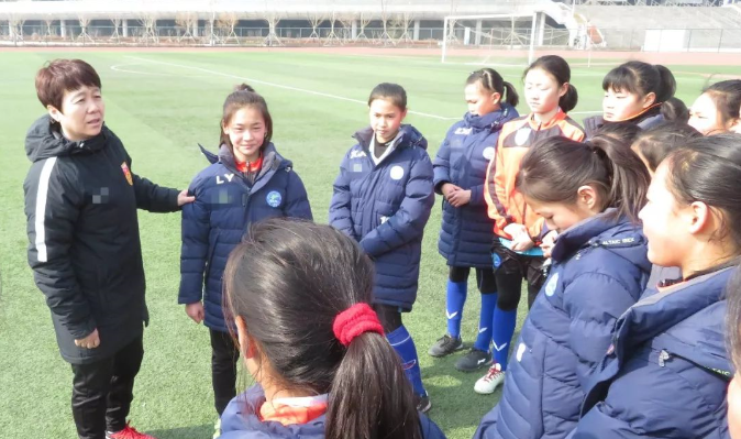 足协青训中心[大连]冬季训练营二期开营