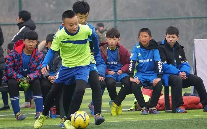 2019年烟台市首届青少年足球锦标赛闭幕