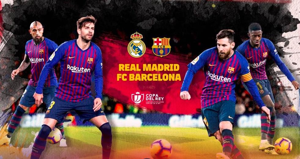 西班牙国王杯 第三回国家打比即将上演