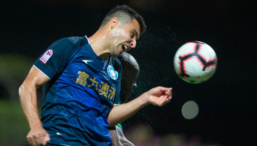 香港菁英杯A组:和富大埔1比3富力R&F