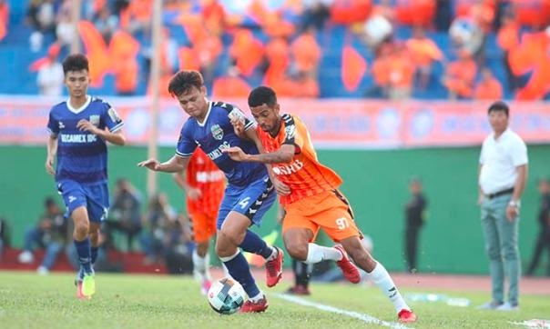 V联赛次轮 平阳3比1岘港升至联赛榜第三位