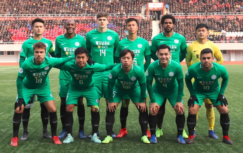 亚协杯2019附加赛SC黎明0比0和富大埔