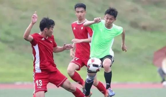 天河学院获全国大学生足球联赛东南赛区季军