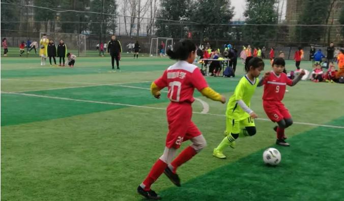 校园足球18-19年赛季P联赛市级决赛开打