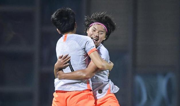 中国女足武汉主场4比1大胜俄罗斯女足