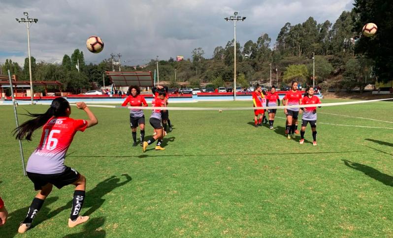 疫情无影响 基多国民女队展开赛季备战