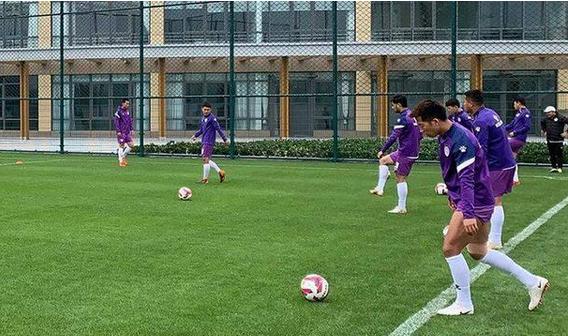 备战新赛季 黑龙江FC热身赛两连胜
