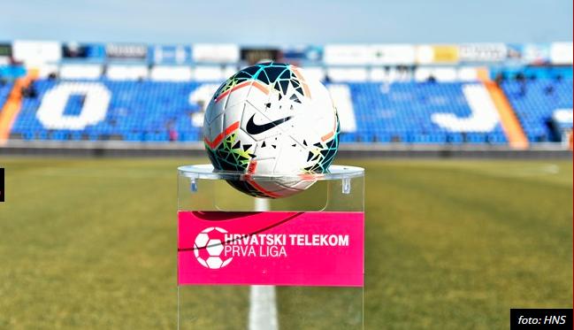 克罗地亚民防总部批准体育比赛可以展开