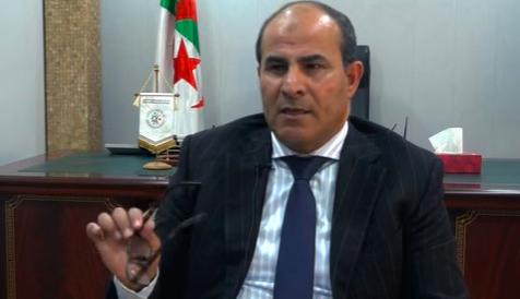 阿尔及利亚足联主席任职非洲足协委员