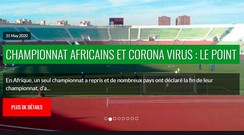 阿尔及利亚成为恢复足球联赛的国家之一