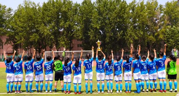 郑州市第31中学 女足实验班招生发布