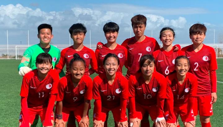 官宣 香港女子足球代表队集训重启