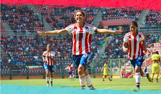 巴拉圭U17女子足球队开始准备洲际大赛