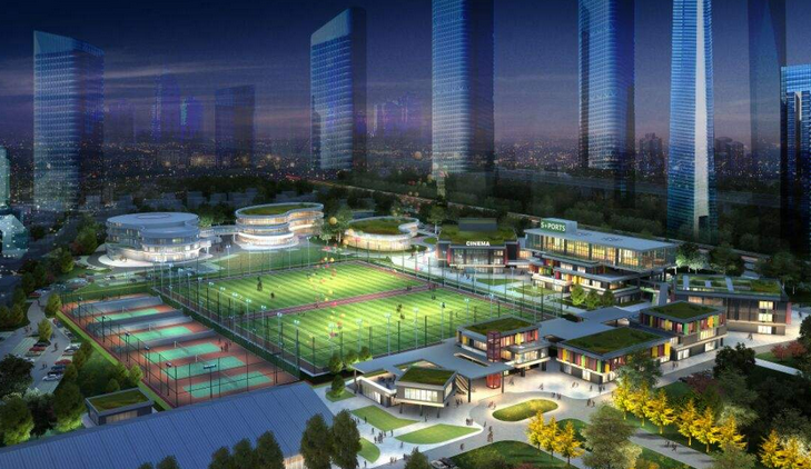 西安陆港足球公园引入商业智能做管理