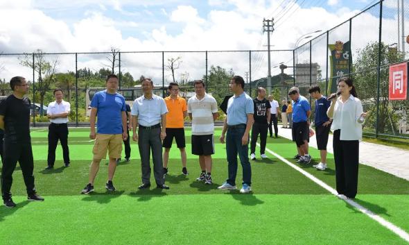 畅谈足球融合发展 展望足球美好前景